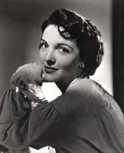 Nancy Davis Publicity Photo 1949-1950
