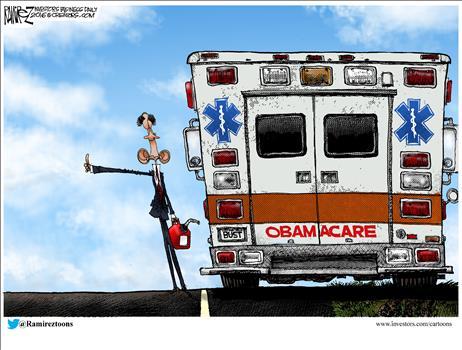 Obamacare Bust
