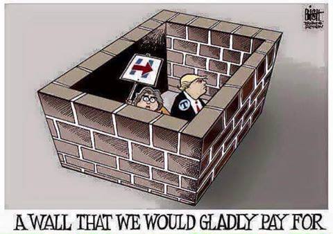 Wall We'd Pay For