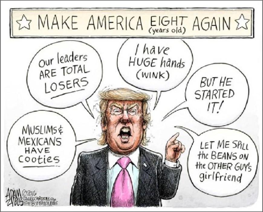 Make America 8 Again