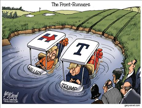 The Front-Runners