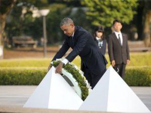At Hiroshima