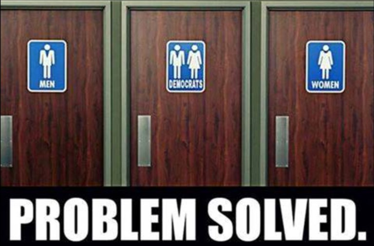 Bathroom Problem Solved