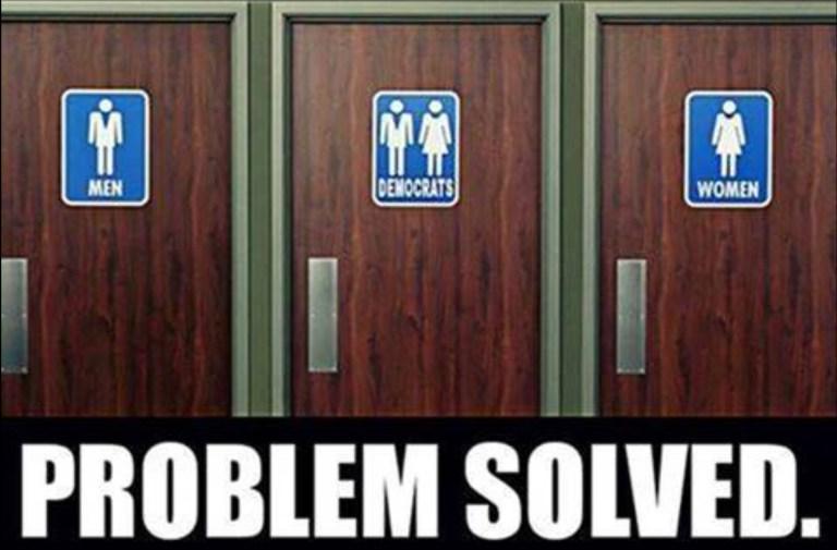 Bathroom Problem Solved