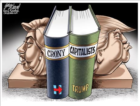 Crony Capitalists