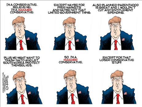 Huge Conservative