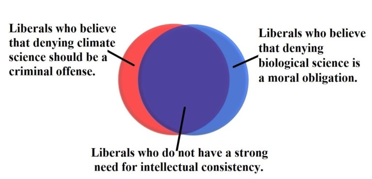 Liberals Who Believe
