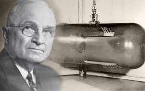 Truman & Atomic Bomb