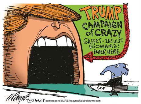 Campaign of Crazy