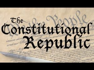 Constitutional Republic