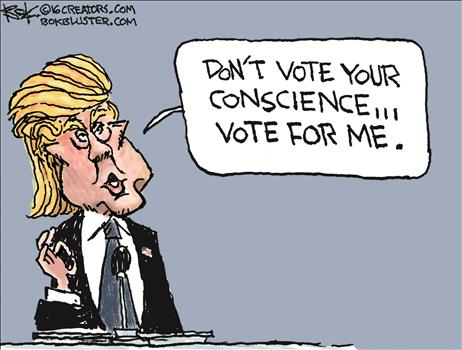 Don't Vote Conscience