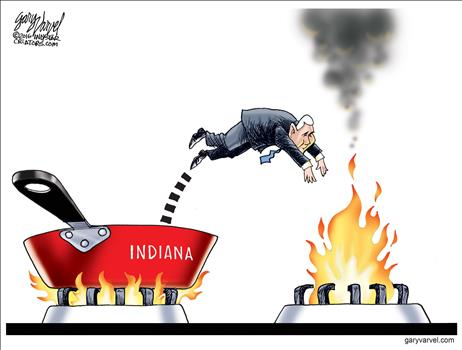 Pence Fire