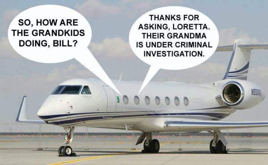 Under Criminal Investigation