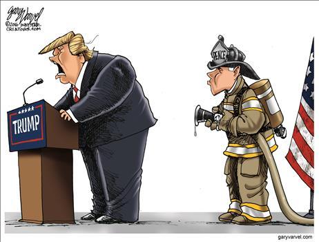 Fireman Pence