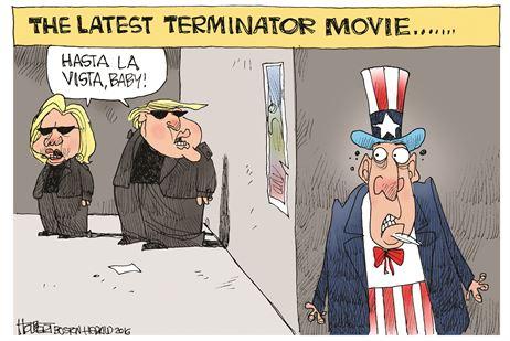 Latest Terminator