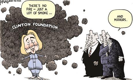 Lot of Smoke