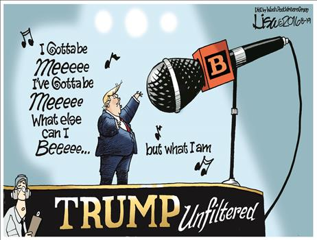 Trump Unfiltered