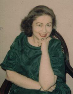 Vera Gebbert