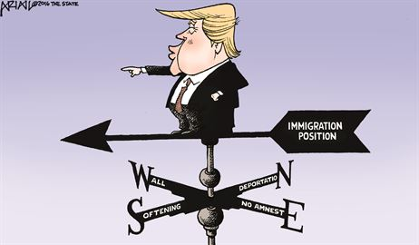 Immigration Position