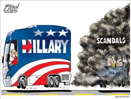 hillary-scandals