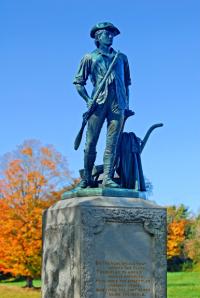 minuteman-statue