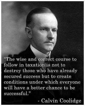 Keep Cool With Coolidge Poster