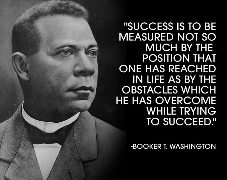 Reclaiming Booker T Washington Pondering Principles