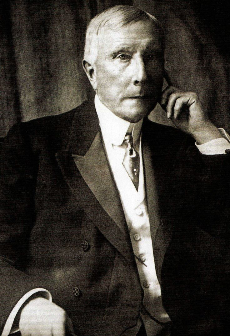 john d rockefellers strategy The flexner report (which discredited all forms of medicine except allopathy) was the tool by which john d rockefeller used the ama to dominate western medicine with big pharma drugs the flexner report.